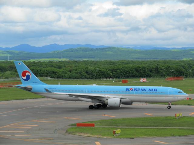 大韓航空A330