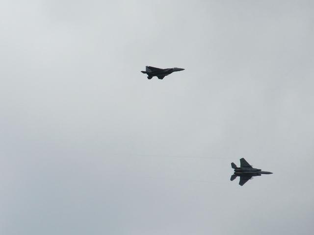 F-15 編隊