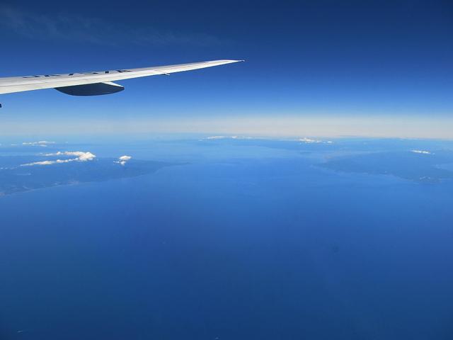北海道と本州そして津軽海峡