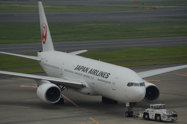 新鶴丸777プッシュバック