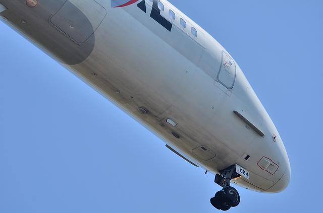 JAL MD-90 6