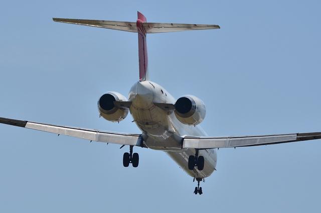 JAL MD-90 7