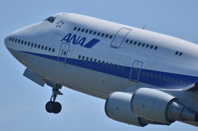 ANA B744 6