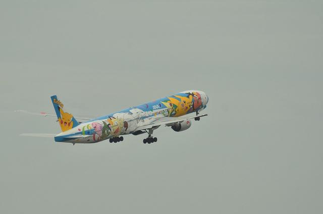 ピースジェット、千歳空港へ