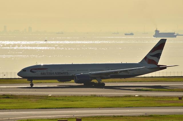 BA Boeing777