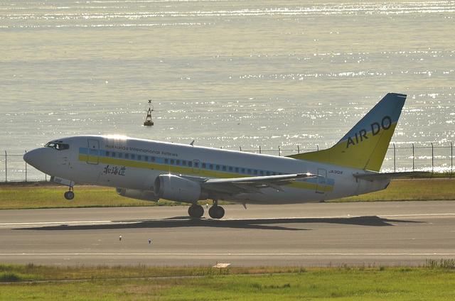 ADO Boeing737 Take Off