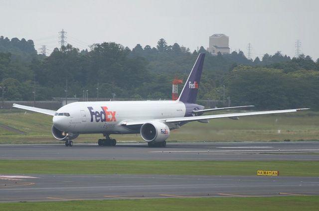 FedEx B777F 1