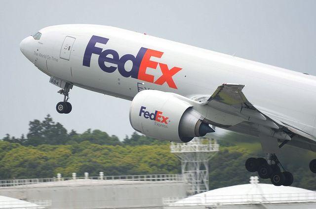 FedEx B777F 4