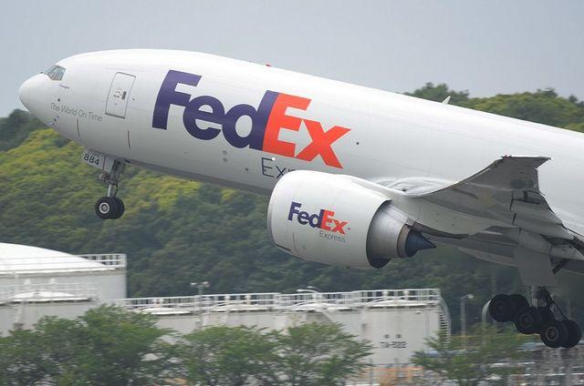 FedEx B777F 3