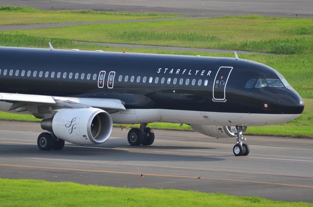 SFJ A320 Taxi 2