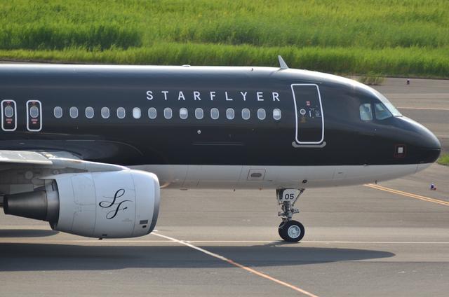 SFJ A320 Taxi 3