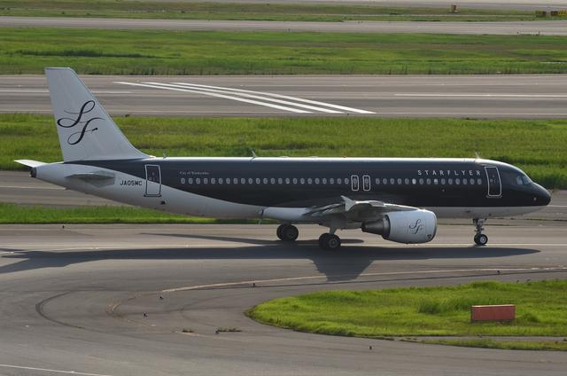SFJ A320 Taxi 4