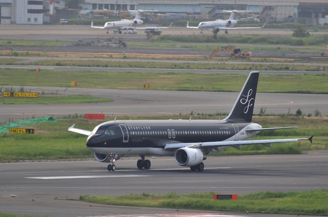 SFJ A320 Take Off 1