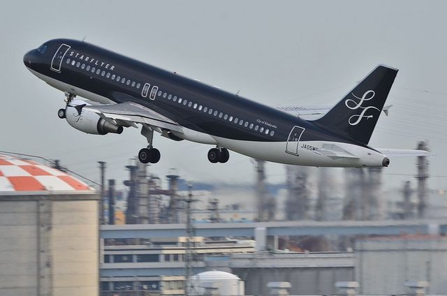 SFJ A320 Take Off 5