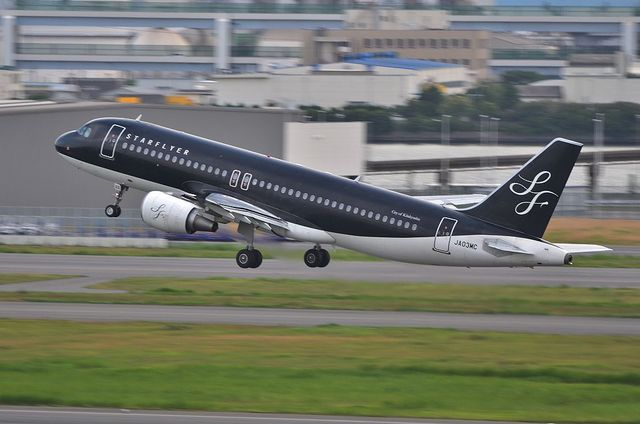 SFJ A320 Take Off 6