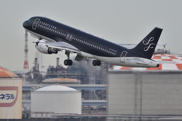 SFJ A320 Take Off 7