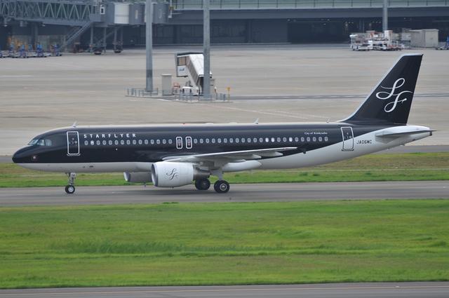 SFJ A320 Taxi 6