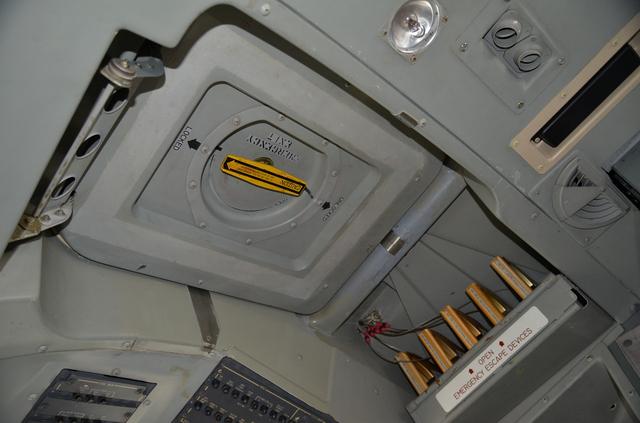 B747 機内 11