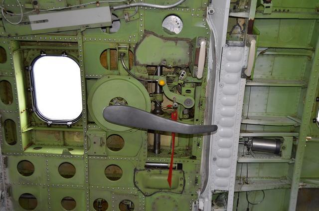 B747 機内 9