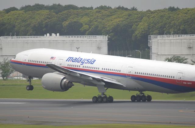 マレーシア航空 B777-200ER