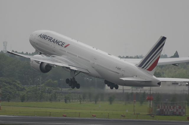 エールフランス B777-200ER