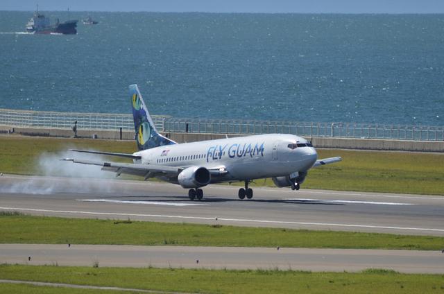 Guam B737 2