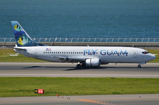 Guam B737 3