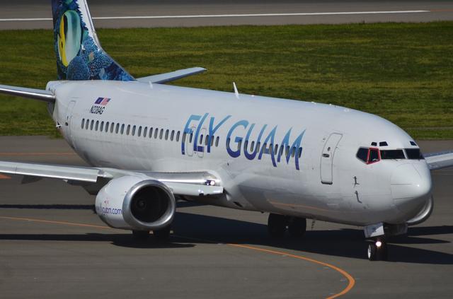 Guam B737 4