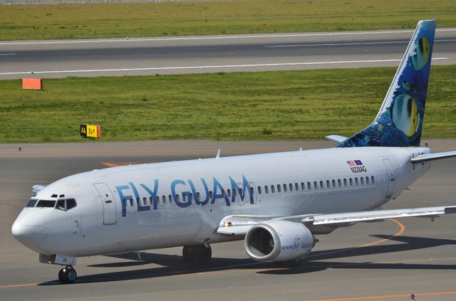 Guam B737 5
