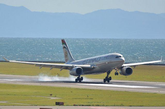 ETIHAD A330 2