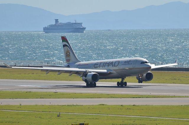 ETIHAD A330 3