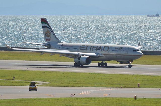 ETIHAD A330 4