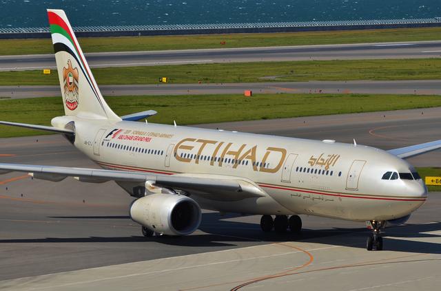 ETIHAD A330 6