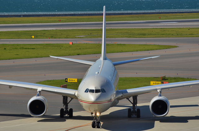 ETIHAD A330 7