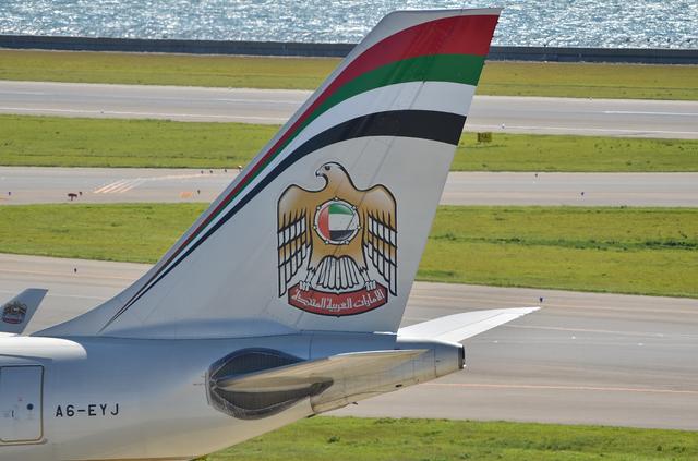 ETIHAD A330 11