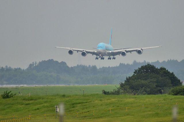 KE A380 LDG 1