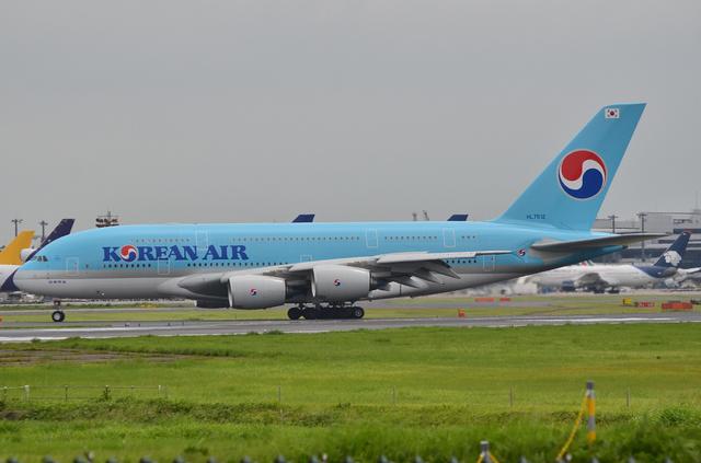 KE A380 LDG 6