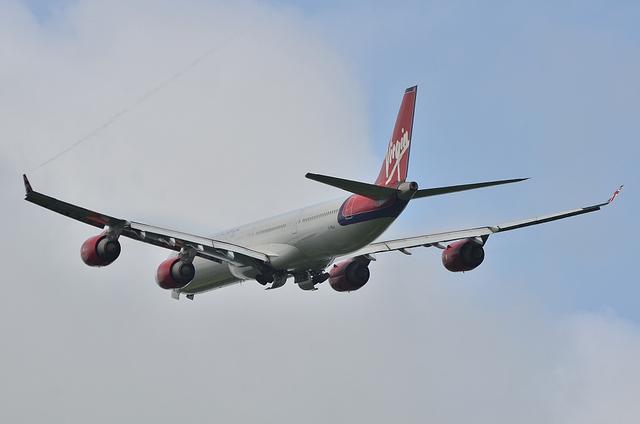 VS A340 6