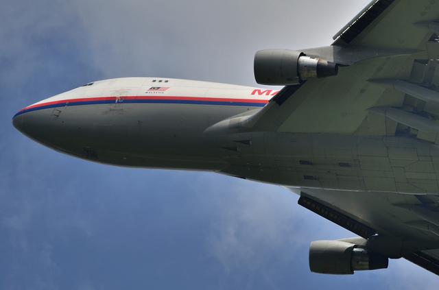 MAS B744F 4
