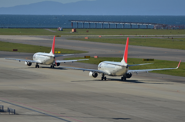 Boeing737 400と800