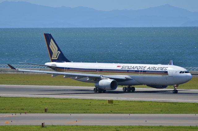 SQ A330 2
