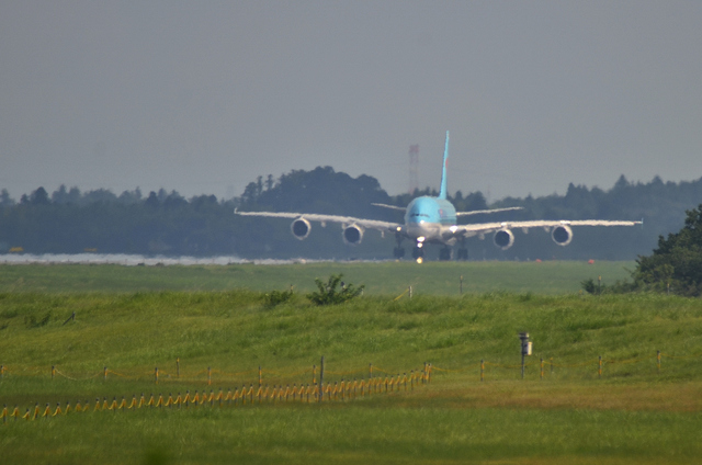 KE A380 1