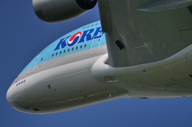 KE A380 8
