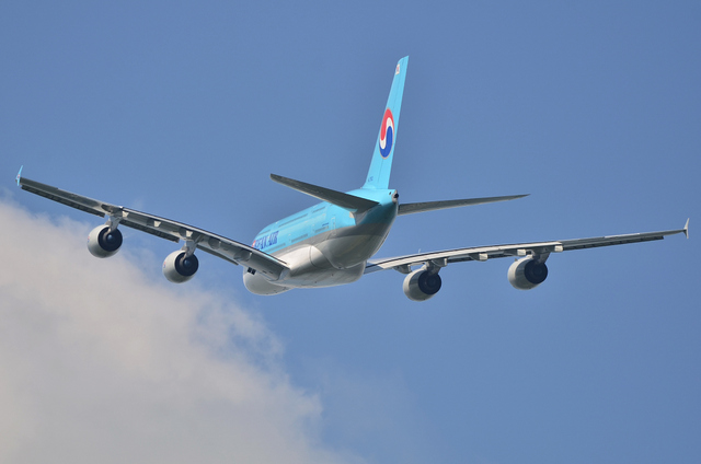 KE A380 10