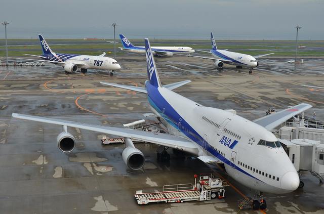 747と787と777