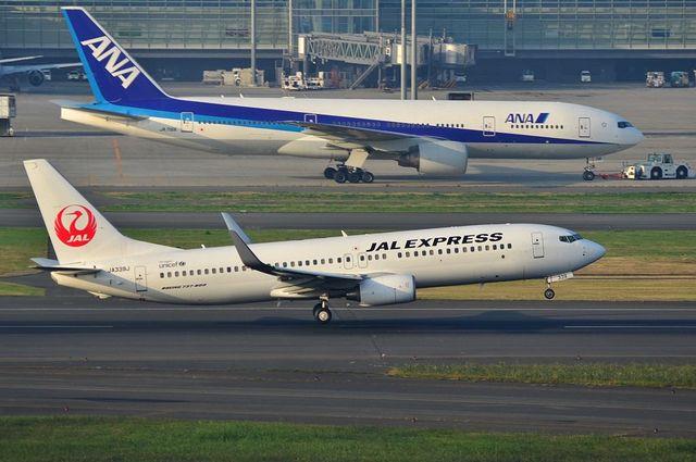 JAL B737 4