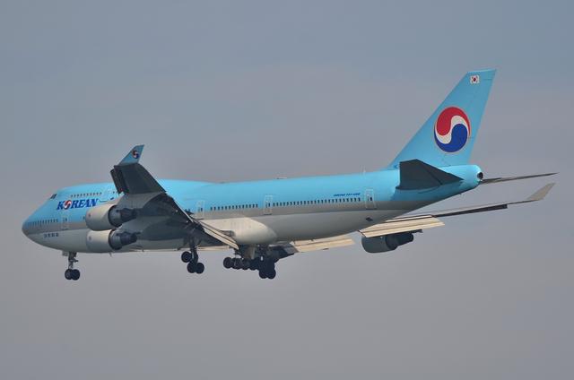 KE B747 4