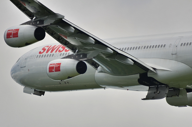 SWISS A340 7