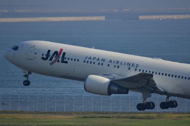 JAL B767
