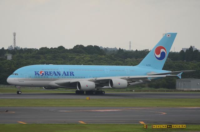 KE A380成田就航